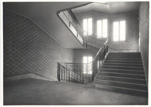 Escalier sans porte