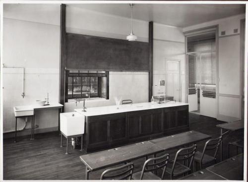 Salle de sciences 2