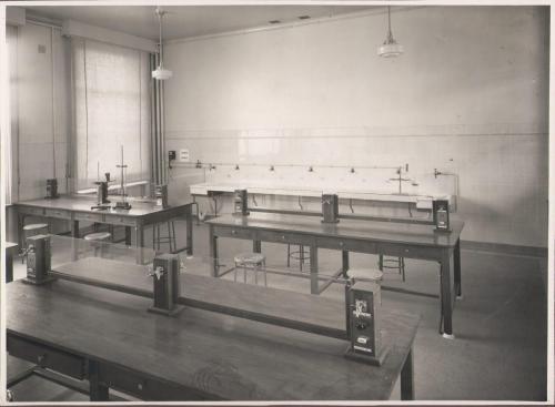 Salle de sciences 4